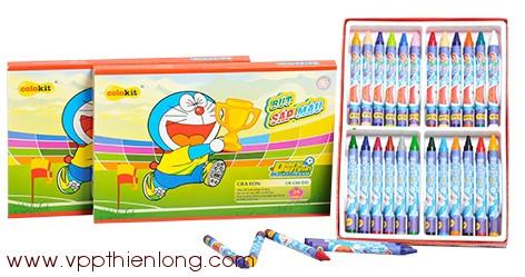Bút sáp màu Doraemon Colokit Thiên Long